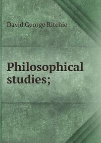 Philosophical studies;