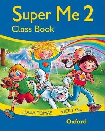Super Me: 2: Class Book