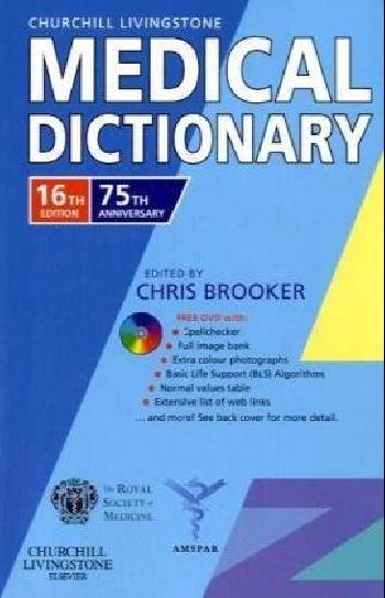 Churchill livingstone medical dictionary