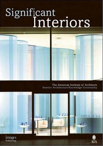 Significant Interiors: Interior Architecture Knowledge Community