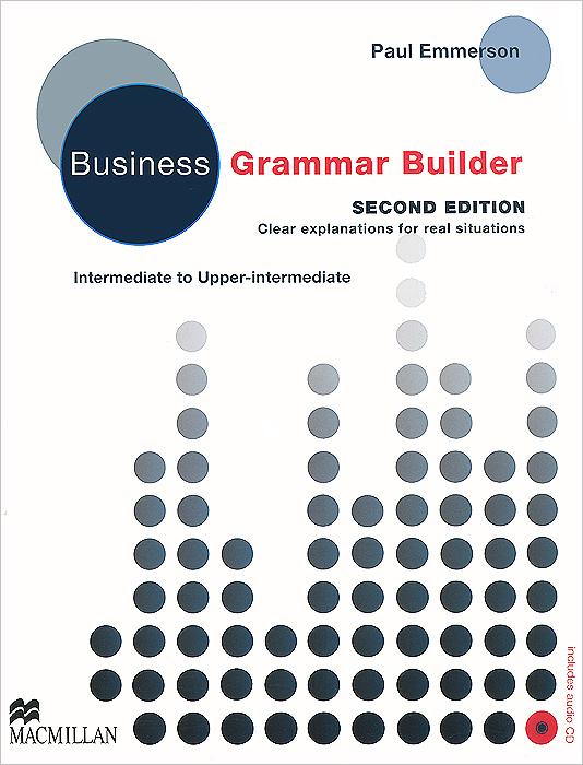 Business Grammar Builder (+ CD)
