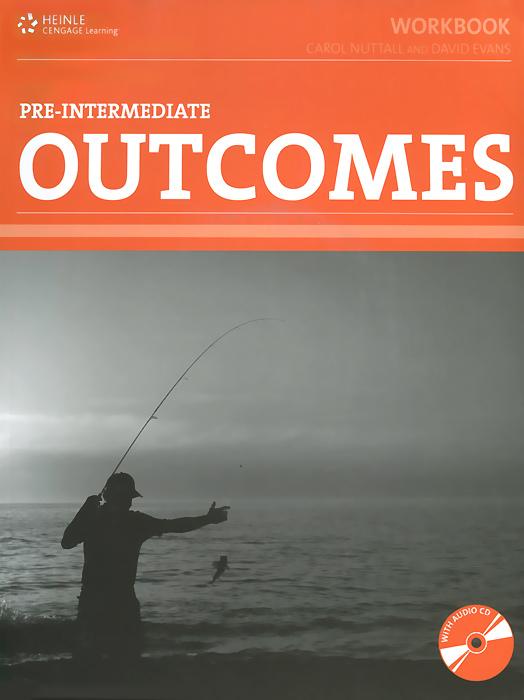 Outcomes Pre-intermediate Workbook (+ CD-ROM)