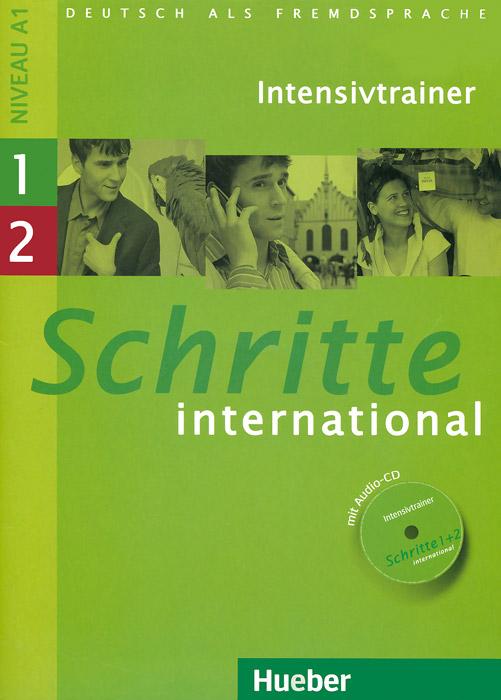 Schritte international 1, 2: Intensivtrainer (+ CD-ROM)
