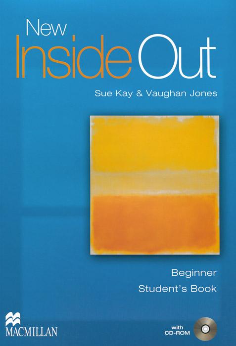 New Inside Out Beginner: Student's Book (+ CD-ROM)
