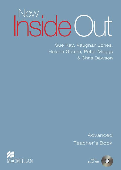 New Inside Out: Advanced: Teacher's Book (+ CD-ROM)