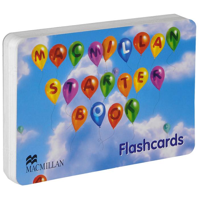 Macmillan Starter Book: Flashcards