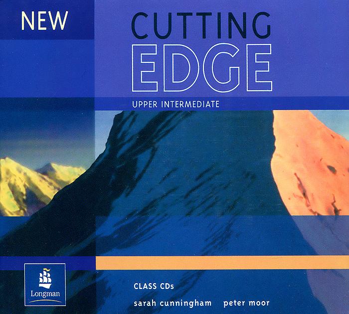 New Cutting Edge: Upper-Intermediate (аудиокурс на 3 CD)