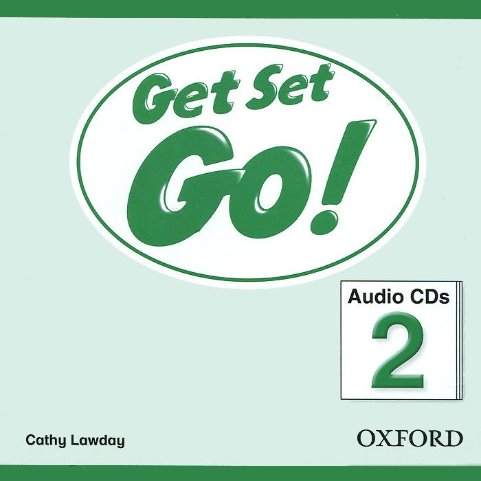 Get Set - Go! Level 2 (аудиокурс CD)