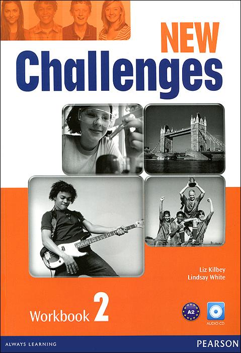 New Challenges: Workbook 2 (+ CD-ROM)