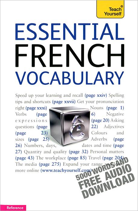 Essential French Vocabulary