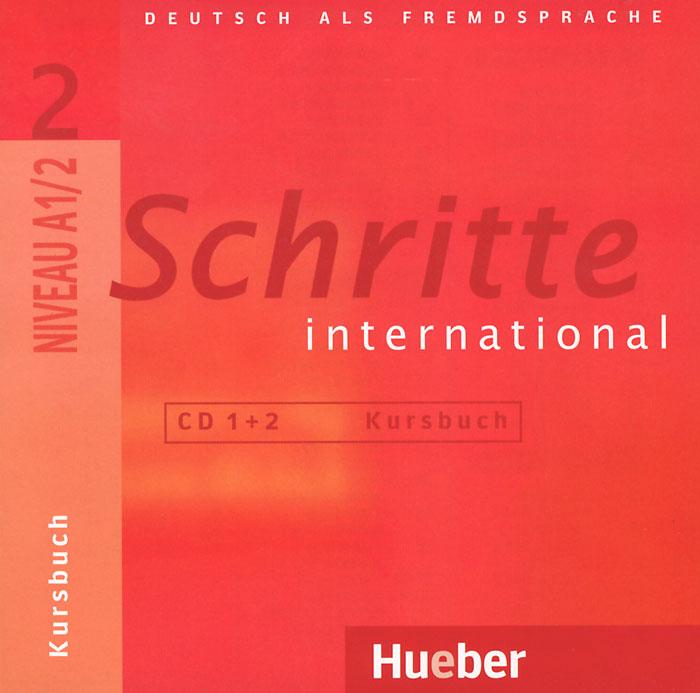 Schritte International 2: Kursbuch (аудиокурс на 2 CD)