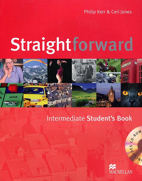 Straightforward Intermediate: Student's Book (+ CD-ROM)