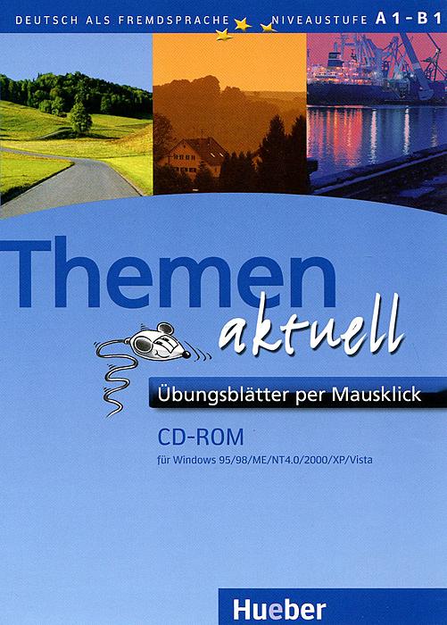Themen aktuell: Ubungsbltter per Mausklick (аудиокурс на CD)