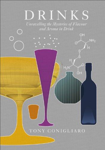 Drinks. Tony Conigliaro
