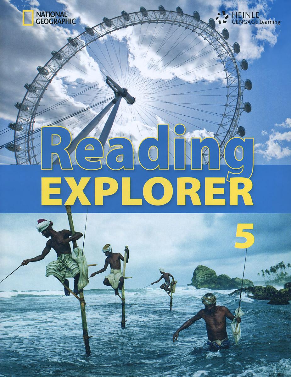Reading Explorer 5: Student's Book (+ CD-ROM)