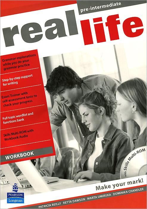 Real Life: Pre-Intermediate: Workbook (+CD-ROM)