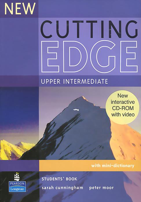 Cutting Edge: Upper-Intermediate: Student's Book (+CD-ROM)
