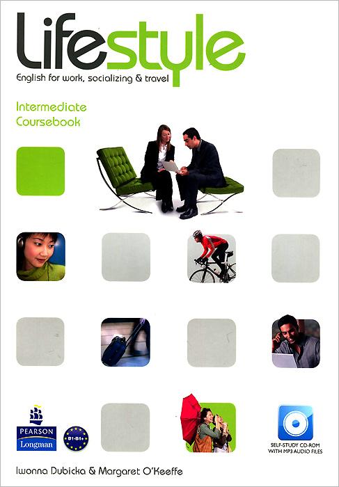 Lifestyle Intermediate: Coursebook (+ CD-ROM)