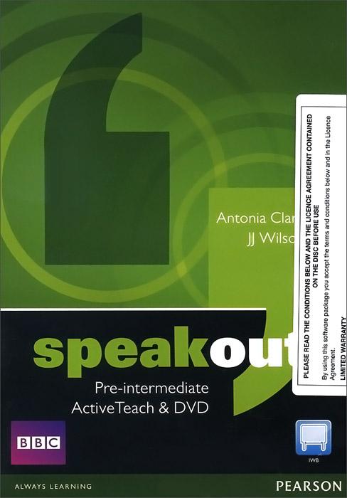 Speakout: Pre-Intermediate: Active Teach