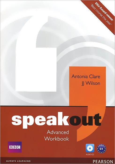 Speakout: Advanced: Workbook (+ CD-ROM)