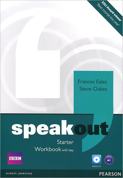 Speakout: Starter: Workbook with Key (+ CD-ROM)