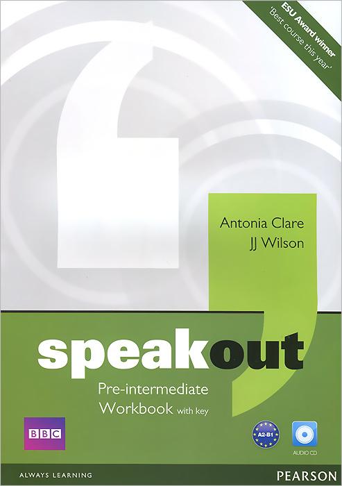 Speakout: Pre-Intermediate: Workbook with Key (+ CD-ROM)