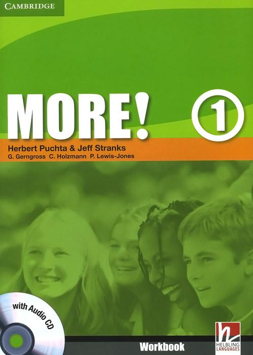 More! Level 1: Workbook (+ CD-ROM)