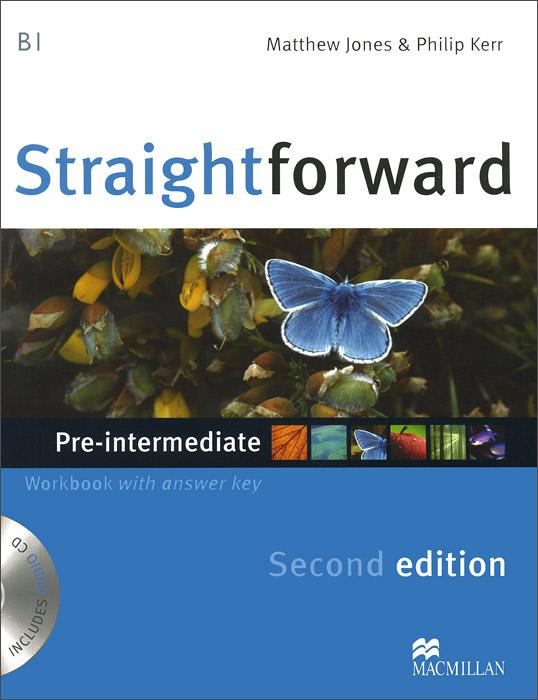 Straightforward Pre-Intermediate: Workbook with Answer Key (+ CD)