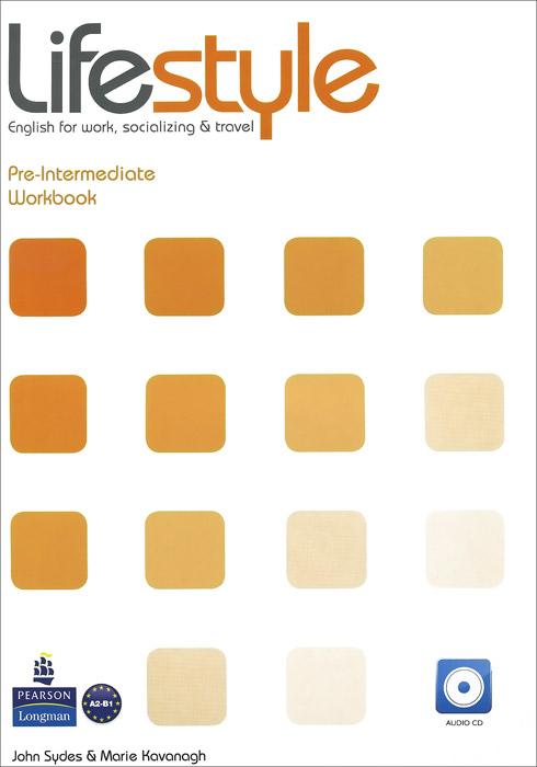 Lifestyle Pre-Intermediate: Workbook (+ CD)