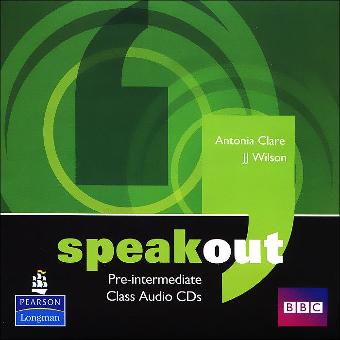 Speakout: Pre-Intermediate (аудиокурс на 2 CD)