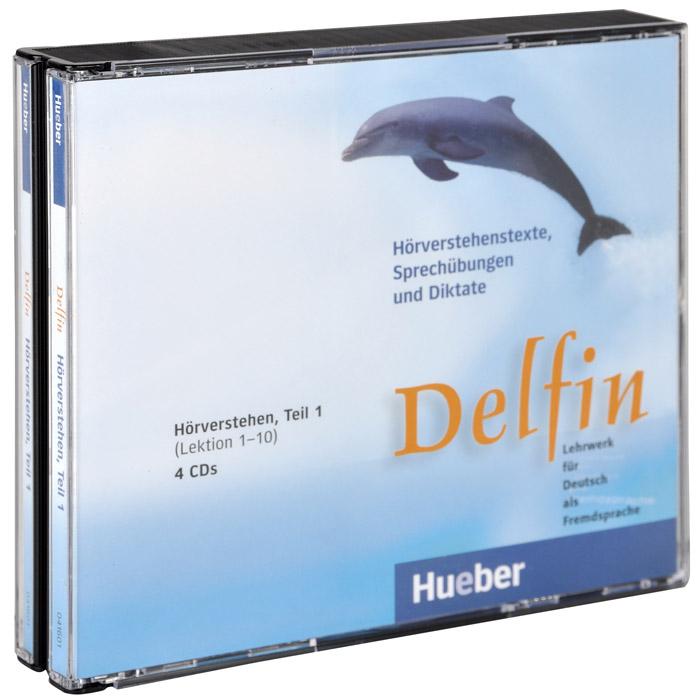 Delfin: Horverstehen: Teil 1 (аудиокурс на 4 CD)
