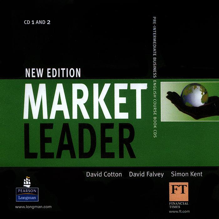 Market Leader New Edition: Pre-Intermediate: Business English Course Book (��������� �� 2 CD)