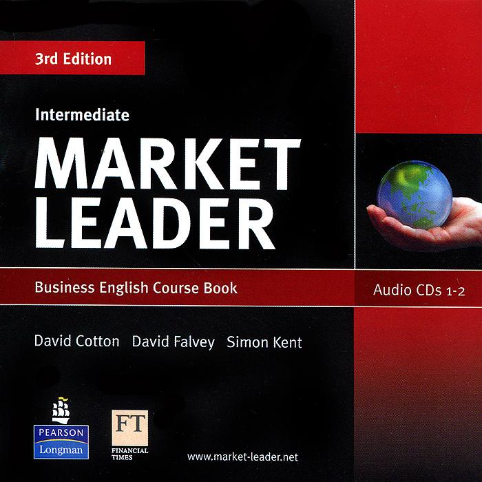 Market Leader: Intermediate: Business English Course Book (��������� �� 2 CD)