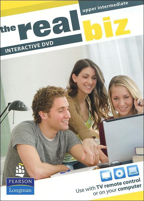 The Real Biz: Upper Intermediate: Interactive DVD