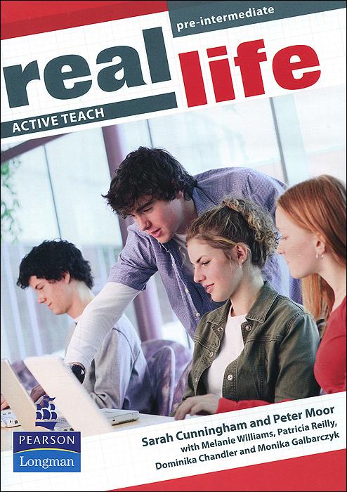 Real Life: Pre-Intermediate: Active Teach