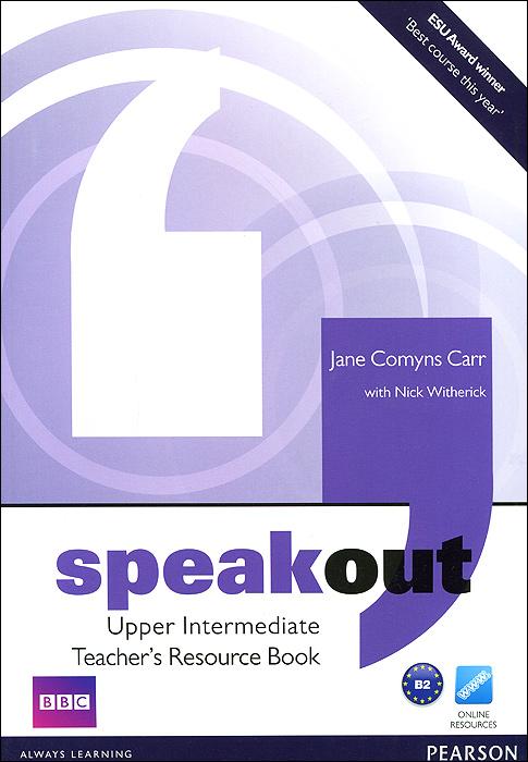 Speakout: Upper-Intermediate: Teacher's Resource Book