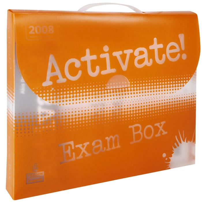 Activate! Exams Box Pack (комплект из 4 книг)
