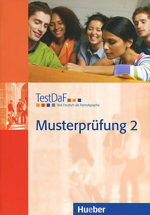Testdaf Musterprufung 2 (+ CD-ROM)
