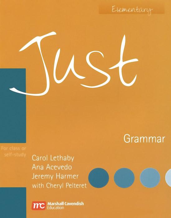 Just: Grammar Elementary