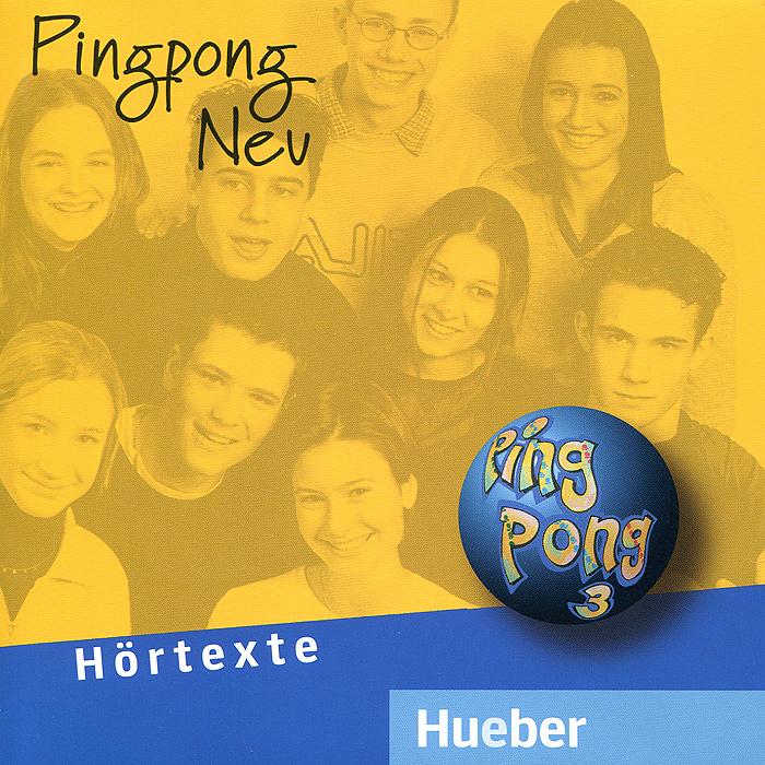 Pingpong Neu 3 (аудиокнига на 2 CD)