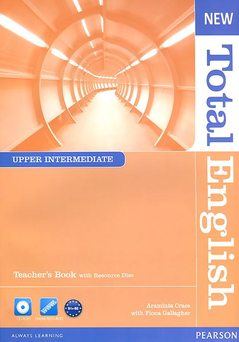 New Total English: Upper Intermediate: Teacher's Book (+ CD-ROM)