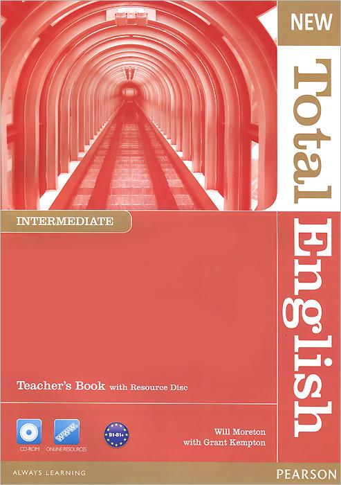 New Total English: Intermediate: Teacher�s Book (+ CD-ROM)