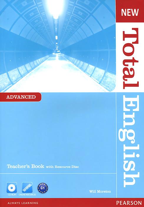 New Total English: Advanced: Teacher's Book (+ CD-ROM)