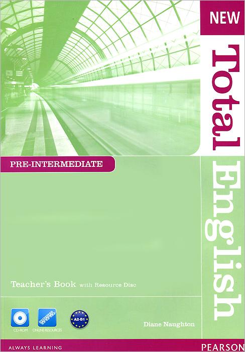 New Total English: Pre-Intermediate: Teacher's Book (+ CD-ROM)