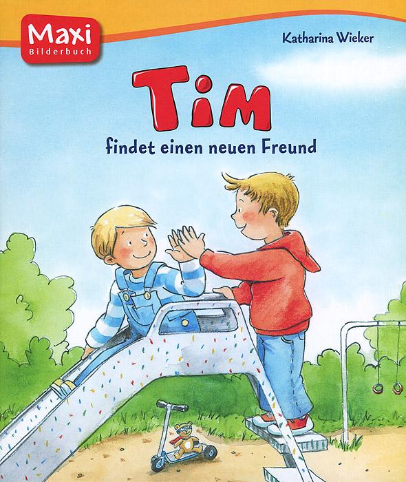 Tim findet einen neuen Freund12296407Tim ist schon vier Jahre alt, aber sein grofier Binder Juri sagt, er ist noch klein. Deshalb darf Tim auch nicht mit, wenn Juri mit den anderen groSen Jungen Fufiball spielt. Aber zum Gliick lernt Tim Leon und seinen Hund Coco kennen. Tim und Leon werden bald echte Gummibarbruder. Und Superteddy, Tims treuen Begleiter, lassen sie immer mitspielen!