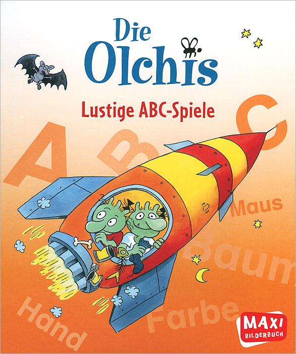 Olchis: Lustige ABC-Spiele ( 978-3-7707-7556-9 )