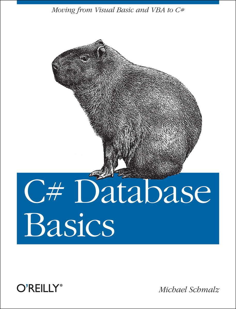 C# Database Basics ( 9781449309985 )