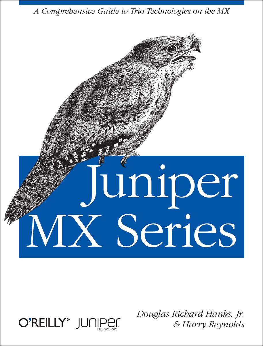 Juniper MX Series ( 9781449319717 )
