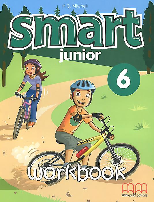 Smart Junior 6: Workbook (+ CD-ROM)