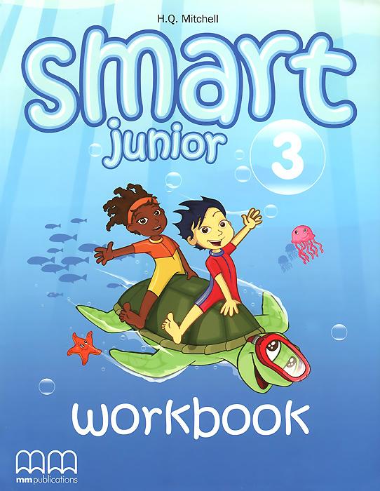 Smart Junior 3: Workbook (+ CD-ROM)